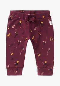 Noppies - Trousers - burgundy - 0