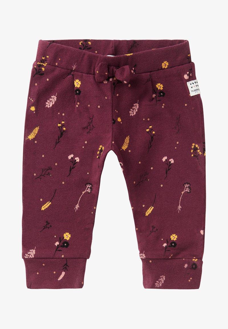 Noppies - Trousers - burgundy
