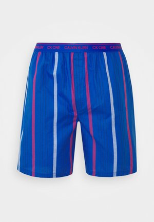 ONE SLEEP SLEEP SHORT - Pyjama bottoms - blue