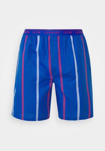 ONE SLEEP SLEEP SHORT - Pyjama bottoms - blue
