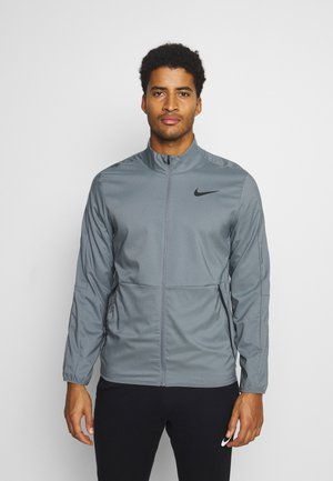 DRY TEAM - Veste de survêtement - smoke grey