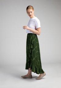 Girl Happens - Wrap skirt - grün - 3