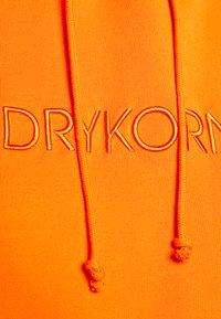 DRYKORN - ILMIE - Sweatshirt - orange - 4
