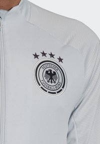 adidas Performance - DEUTSCHLAND DFB TRAINING JACKE - Article de supporter - clear grey - 4