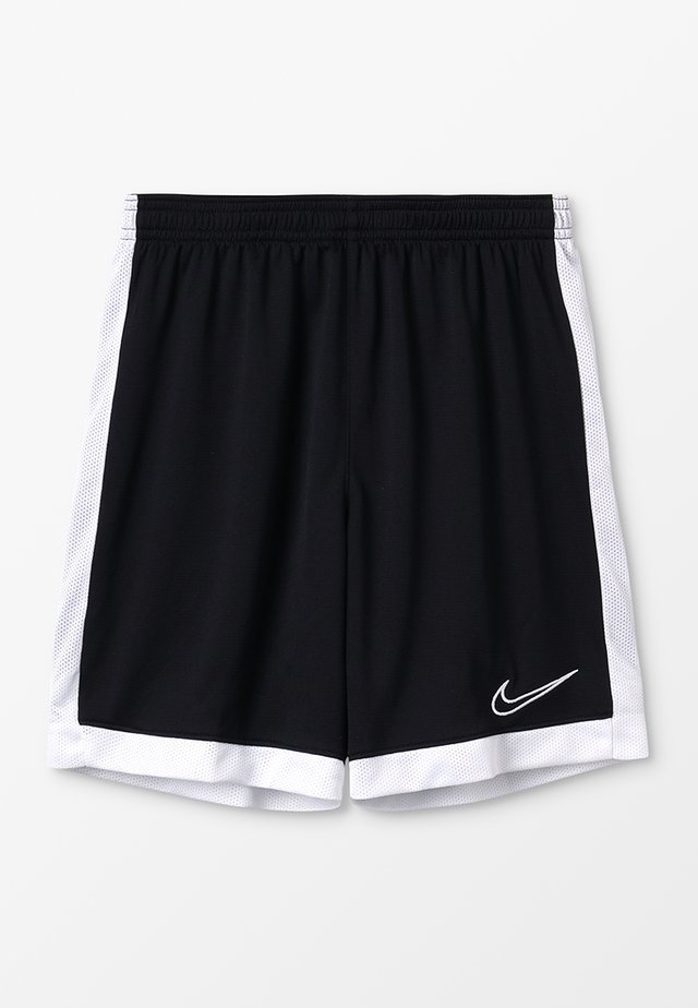 DRY ACADEMY  - Sports shorts - black/white