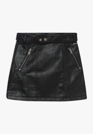 MONI - A-line skirt - black