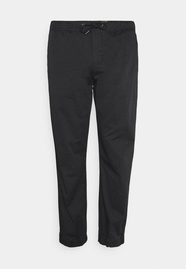 BHNIMBU PANTS - Kalhoty - black