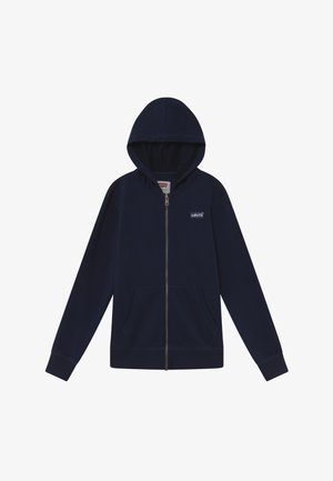 ZIP UP HOODIE - Sudadera con cremallera - dark blue