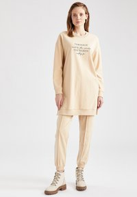 DeFacto - Sweatshirt - beige - 1