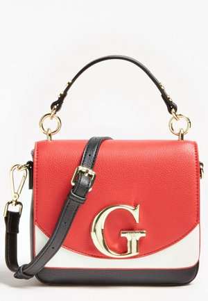 Handbag - Rot/merf.