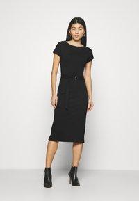Anna Field - Shift dress - black - 0