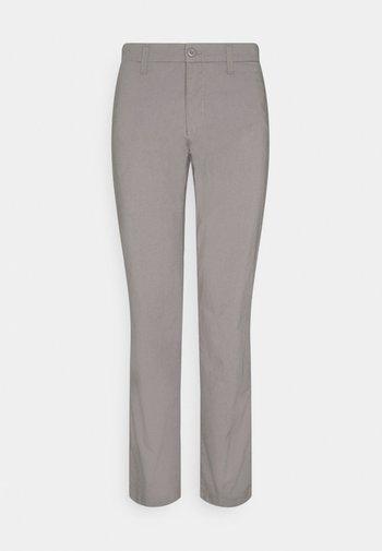 SID PANT DELTONA - Chino kalhoty - shiver rinsed