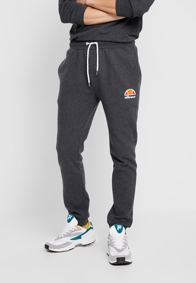 OVEST - Tracksuit bottoms - grey marl