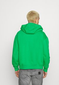 Night Addict - WATCH UNISEX - Hoodie - green - 2
