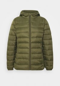 b.young - BYIBICO JACKET - Dunjakke - olive night - 4