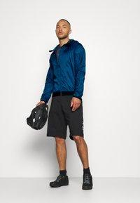 ION - WINDBREAKER JACKET SHELTER - Training jacket - ocean blue - 1