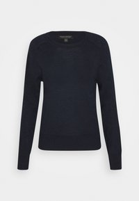 Banana Republic - CREW SOLIDS - Jumper - preppy navy - 3