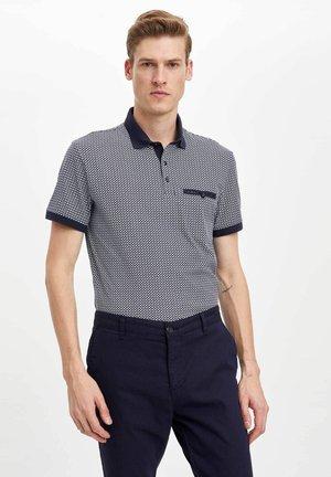 Polo shirt - indigo