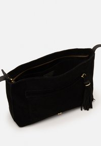 Anna Field - LEATHER - Across body bag - black - 2