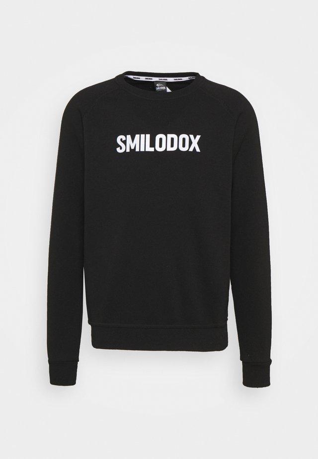 FAIRBANKS - Sweatshirt - schwarz