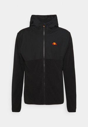 FRECCARO JACKET - Fleece jacket - black
