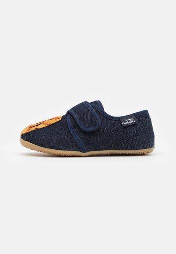 TIGER - Slippers - nachtblau