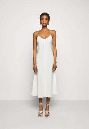 VALERIE SLIP - Day dress - cream