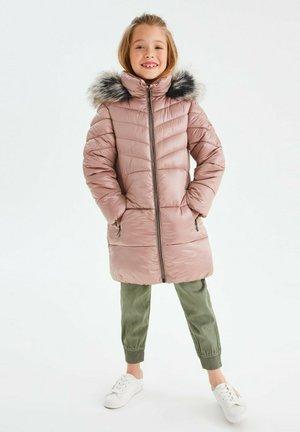 Winter coat - light brown