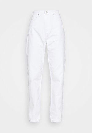 LOOSE - Relaxed fit jeans - white