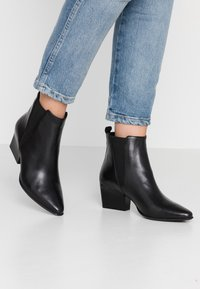 Steven New York - BARCA - Ankle boots - black - 0