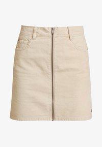 Roxy - MAJOR CHANGE - A-line skirt - ivory cream - 3