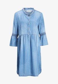Cream - LUSSA DRESS - Denimové šaty - light blue denim - 5