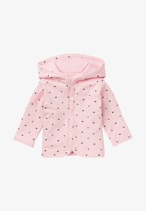 NOVI - Zip-up hoodie - light rose