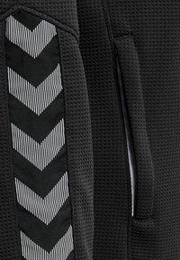 Hummel - HMLAUTHENTIC  - Training jacket - black/white - 4