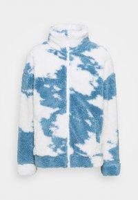 CLOUD BORG JACKET - Summer jacket - blue/white