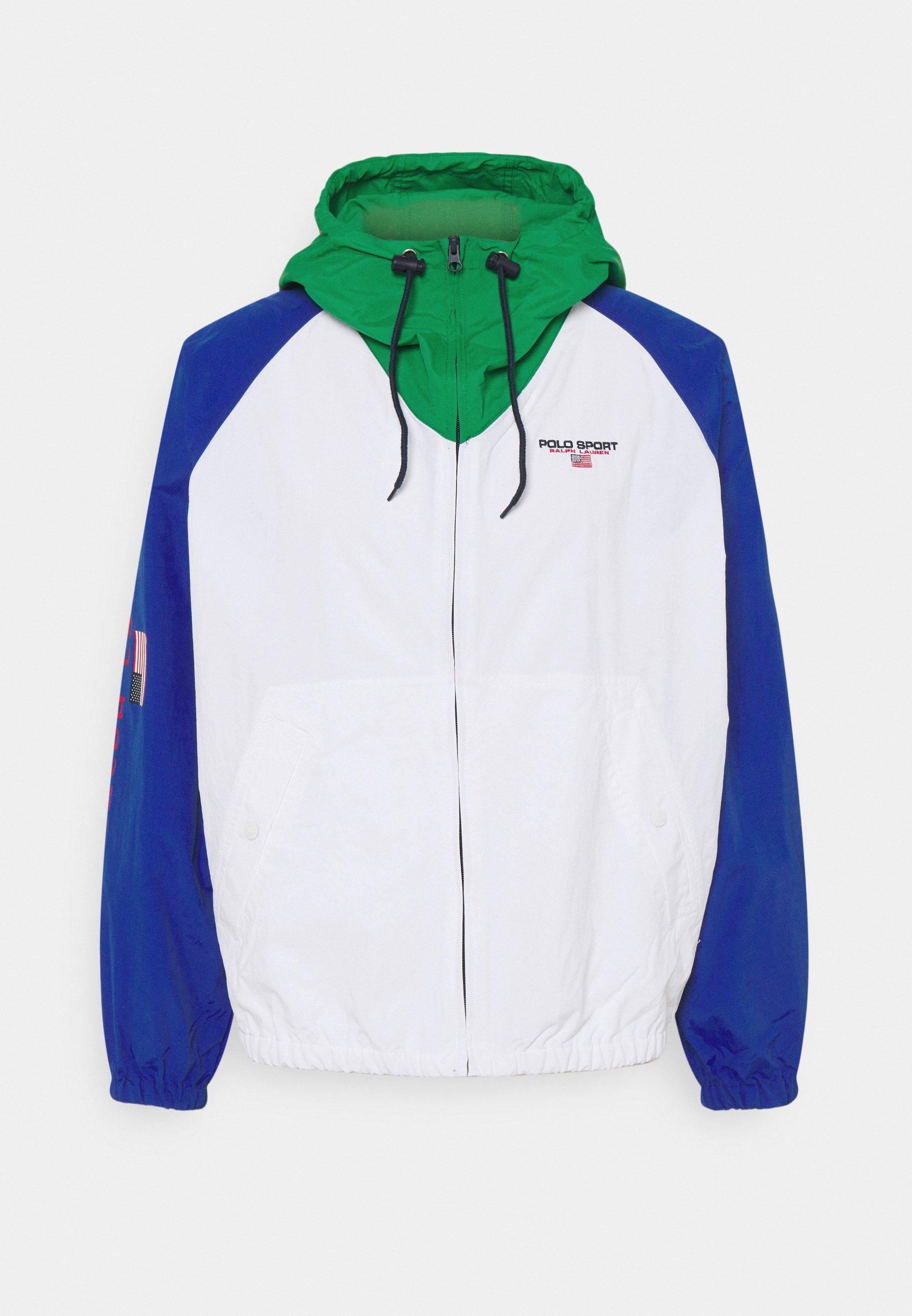 Men FREESTYLE V BUCKET WINDBREAKER - Summer jacket