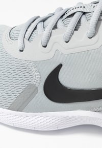 Nike Performance - FLEX EXPERIENCE RUN 9 - Competition running shoes - wolf grey - 5
