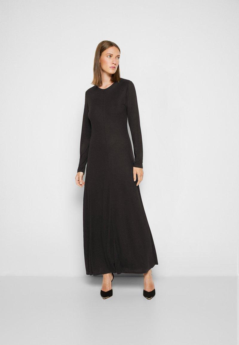 House of Dagmar - KIM - Maxi dress - black