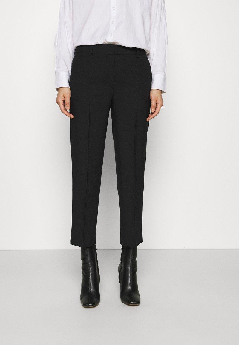 ARKET - Kalhoty - black