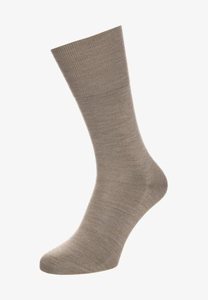 AIRPORT - Socken - nutmeg melange