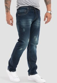 Rock Creek - Slim fit jeans - dunkelblau - 4