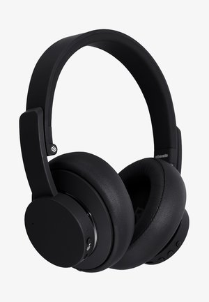 NEW YORK NOISE CANCELLING BLUETOOTH - Høretelefoner - dark clown black
