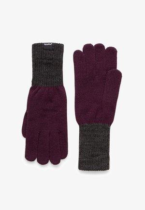 LEILA  - Gloves - viola