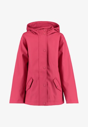 JANICE JR - Winterjas - washed red