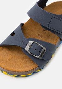 Kickers - SUNKRO - Sandals - marine - 5