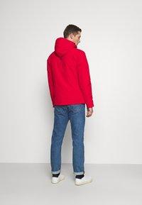 Napapijri - RAINFOREST POCKET  - Winter jacket - red tango - 2