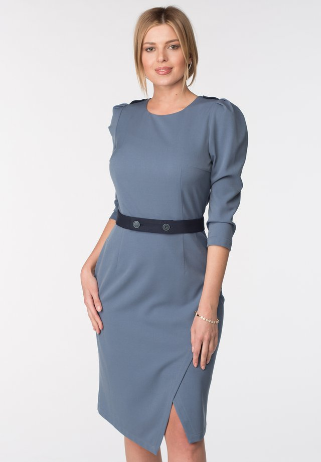DRESS STOWN-  TOWN - Kotelomekko - blue