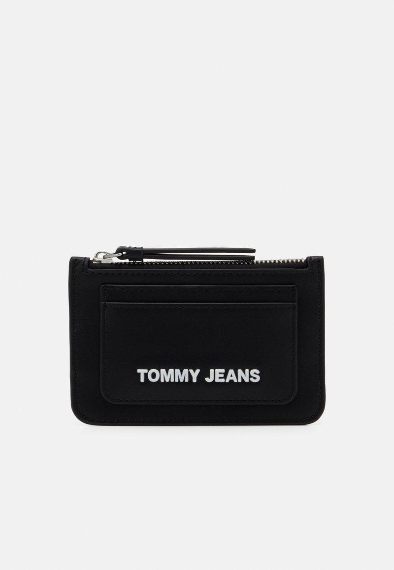 Tommy Jeans - HOLDER WITH ZIP - Key holder - black