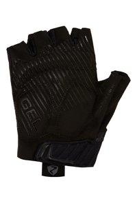 Ziener - CENO - Rukavice bez prstů - black - 2