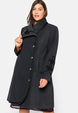 MANTEL - Short coat - anthrazit
